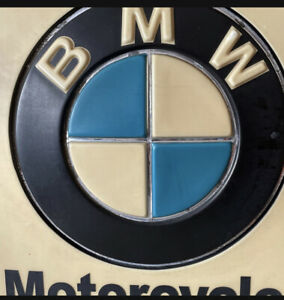 Bmw Dealership Signage -- Double Sided.. as seen on Hoarders!!!