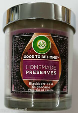 Airwick Good to Be Home Blackberries & Sugarcane Fragrance Candle 141g Air Wick