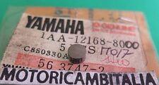 YAMAHA FZ750  FZR1000 PASTIGLIA VALVOLA PAD SHIM VALVE 1,40  1AA-12168-80