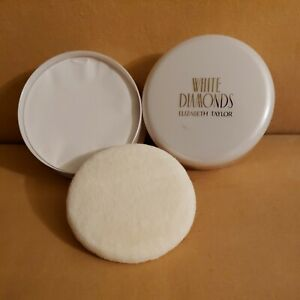 NEW Elizabeth Taylor White Diamonds 2.6 oz. Body Radiance Powder