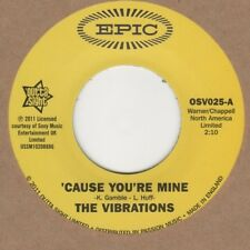Vibrations Cause Your Mine Epic osv025 Soul Northern Reggae