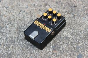 1980's Pearl PE-10 Parametric EQ MIJ Japan Vintage Effects Pedal