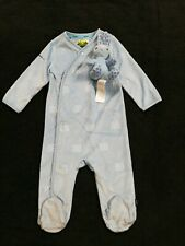 Boys Ted Baker Sleepsuit/Baby Grow 9-12 Months