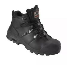 Rock Fall Tomcat TC3000A (UK size 6) Rhyolite black metatarsal S3 safety boots