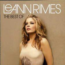 LeAnn Rimes - Best of [New CD] England - Import