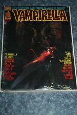 VAMPIRELLA #43 IS IN GOOD CONDITION!! THE COVER IS DETACHED!