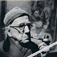 Eugen Stammbach - Cannstatt - Fotoportrait des Künstlers - um 1930