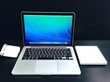 """LOADED Apple MacBook Pro 13"""" Retina / 3 Year Warranty / 256 SSD / OSX-2018"""