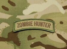 ZOMBIE HUNTER Multicam Tab Outbreak Response Team Tactical Combat Patch Hook