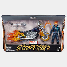 "Marvel Legends 6"" ULTIMATE GHOST RIDER & DELUXE MOTORCYCLE WAVE 1 NEW IN STOCK"