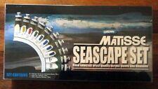 PAINT - MATISSE STRUCTURE SEASCAPE SET