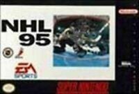 NHL 95 - Nintendo SNES Game Authentic