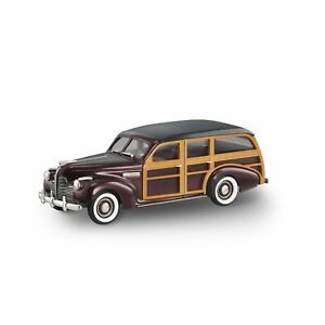 Brooklin BML10 1940 Buick M59 Station Wagon