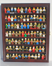 Lego Minifigures Display Case Wall Cabinet Shadow Box, LG-CN56-MAH