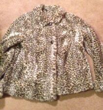 ZARA Faux Fur Winter Girls' Coats, Jackets & Snowsuits (2-16 Years)