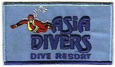 SCUBA Diving Philippines Asia Divers Dive Resort, Boracay, Cebu & Manila 2.75 x