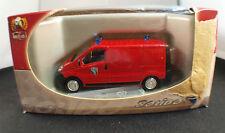Solido 2184 ◊ Renault Trafic Sapeurs Pompiers Essonne  ◊ 1/43 ◊ en boite/boxed