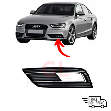 destra CROMO 2008-2012 Genuine Audi A5 Paraurti anteriore luce antinebbia grill Set sinistra