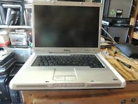 "Dell Inspiron 6400 15.4"" Laptop Intel Core Duo 1.60GHz 1GB RAM *NO HDD* AS IS"