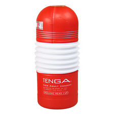 TENGA Rolling Head Male Adult  Oral Sex Toy for Men