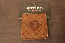 THE WITCHER 3 WILD HUNT OFFICIAL The Witcher Logo Wallet