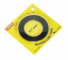 Kyosho 1860 Micron Tape 0.7mm X 8m Black