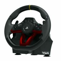 Hori Wireless Racing Wheel Apex For Playstaion 4 PS3 PC - Black