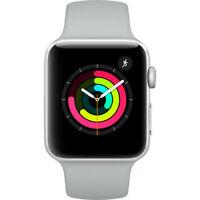 Apple 42mm Series 3 Smartwatch - Silver (MQL02LL/A)