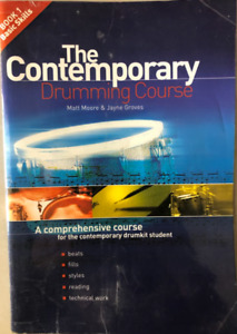 The  Contemporary Drumming Course