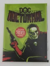 MEZCO One:12 Collective Doc Nocturnal swag card set only