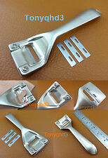 Leather Craft Super Edge Skiving Skiver Thinning Leather Folds Seams Tool 4Blade