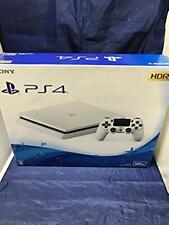 Sony PlayStation 4 Slim 500GB Glacier White Console w/Box Home console [JAPAN]