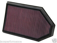 Kn air filter (33-2460) para Lancia Thema II 3.6 2011 - 2014