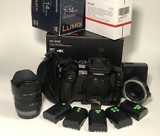 Panasonic GH5 4K Camera BUNDLE+++++ PLEASE READ DESCRIPTION FOR FULL VALUE