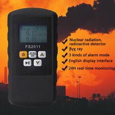 β Y XRay Radiation Detector Nuclear Radiation Monitor Meter Smart Geiger Counter