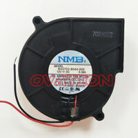 For NMB BG0703 B044-000, 75*75*30mm, 12v 0.38A turbine centrifugal cooling fan