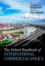 The Oxford Handbook of International Commercial Policy (Oxford Handboo-ExLibrary