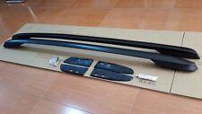Black For Toyota RAV4 2013 2014 2015 2016 2017 2018 luggage roof rack roof rail