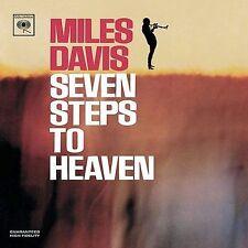 Seven Steps to Heaven Davis, Miles Audio CD