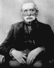 Hatfields McCoys Feud RANDOLPH MCCOY Glossy 8x10 Photo Old West Portrait Print