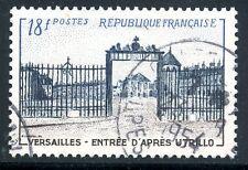 TIMBRE FRANCE OBLITERE N° 988 CHATEAU DE VERSAILLES / COTE 7,65 €