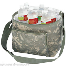 ACU Digital Camouflage Cooler Bag - Great for Fishing, Hunting, Sports, Camping!