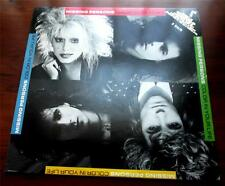Missing Persons  Colored In Your Life 1986 Capitol 12465  New Wave  Punk Rock NM