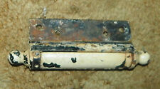Vintage Door Spring Loaded Hinge- 5 1/2 inches x 2 inches