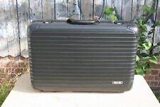 RIMOWA Koffer Reisekoffer schwarz                     **Top-Zustand**