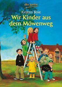 Wir Kinder aus dem Möwenweg von Boie, Kirsten   Buch   Zustand gut