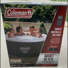Coleman SaluSpa Havana 2-4 person Inflatable Outdoor Hot Tub Spa 71� x 26