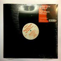 P 2 Da J (Tiger Stripes Remix) by Dennis Ferrer Sealed NEW LP Vinyl Record