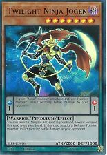 YU-GI-OH CARD: TWILIGHT NINJA JOGEN - ULTRA RARE - BLLR-EN016 - 1st EDITION