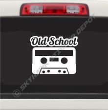 Old School Cassette Tape Sticker Vinyl Decal Bumper Sticker Car Sticker For Ford